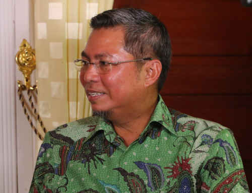 Interview with the Seruyan Regent