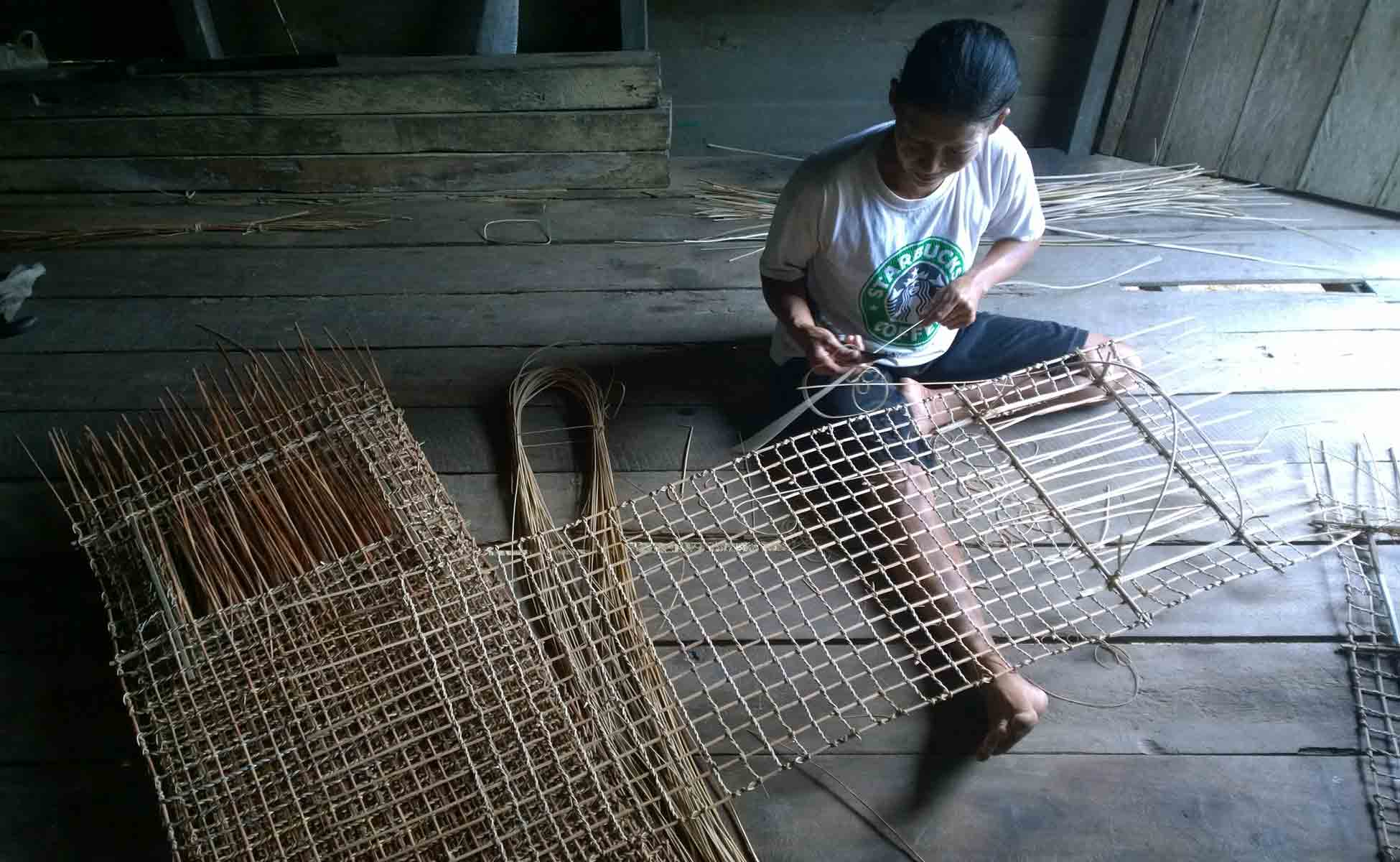 Rimba Raya | Convservation Handicrafts Initiative
