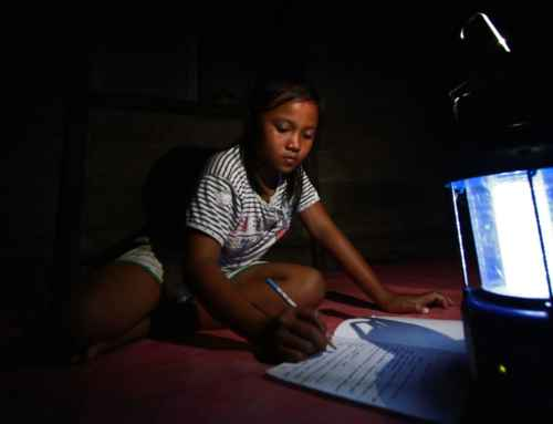 Solar Powered Lamps