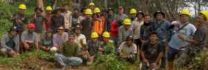 Rimba Raya | Initiative | Fire Fighting Brigades | Group Shot 2