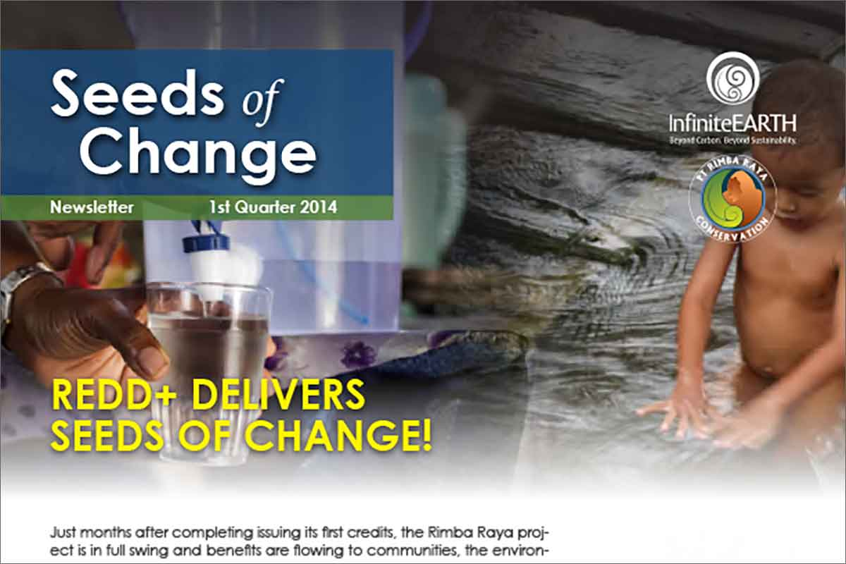 Seeds of Change Newsletter – Q1 2014