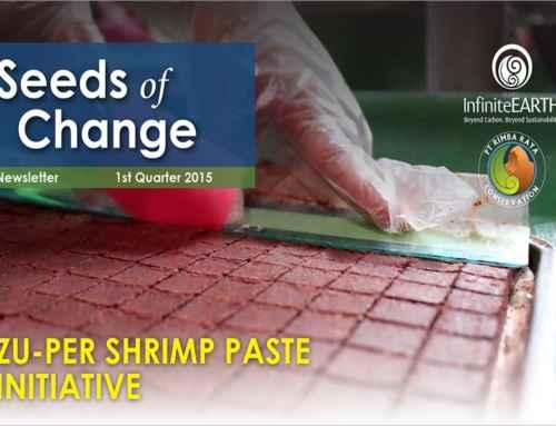 Seeds of Change Newsletter – Q1 2015