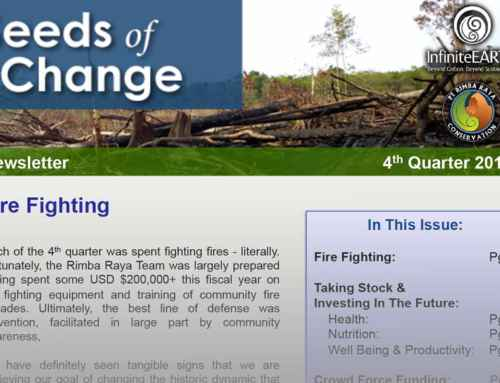 Seeds of Change Newsletter – Q4 2015